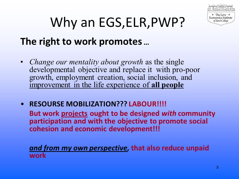 Why an EGS,ELR,PWP.