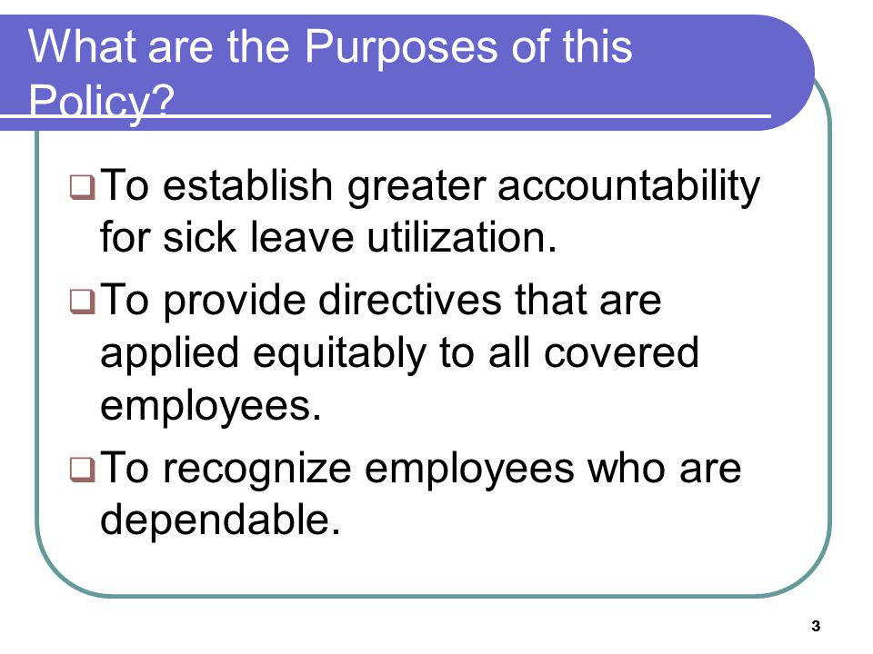 24 INCENTIVES CONTINUED Part time employees who are at least 0.5 FTE or greater are also eligible for the incentive program on a pro-rated basis and must have a minimum of 120 hours accumulated sick time.