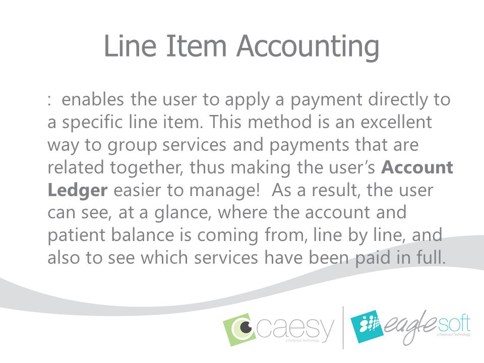 Adjustments Line Item distribution is also available when applying Credit Adjustments The Adjustment Screen adjusts depending on which adjustment type is chosen