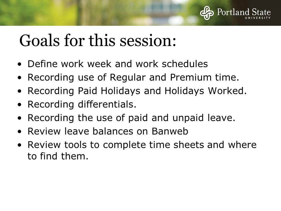 Retrieve Timesheet Click to Retrieve Banweb Useful Tips: