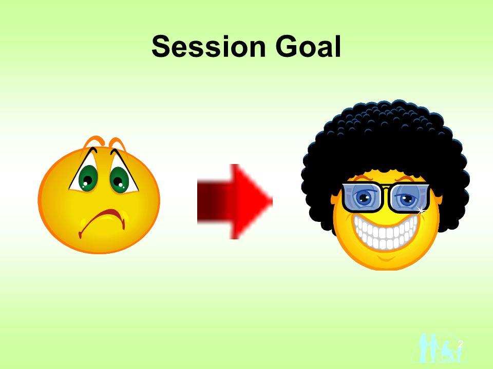 2 Session Goal