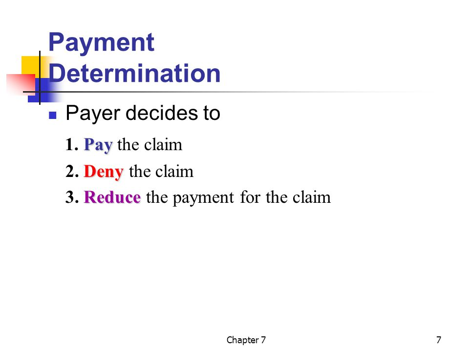 Chapter 718 Collections The collection process begins with effective communication with patients about their responsibility to pay for services aging report Patient aging report shows which patients have overdue balances 30 days A reminder is usually sent at 30 days More stringent collection letters sent subsequently Small claims courtcollection agencies Small claims court or collection agencies