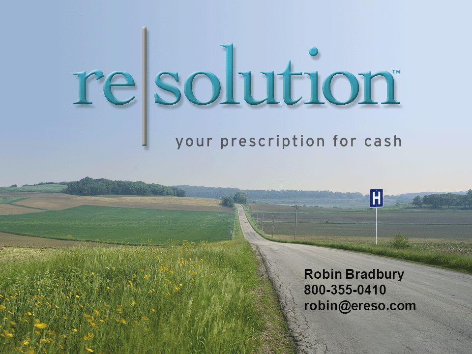 Robin Bradbury 800-355-0410 robin@ereso.com