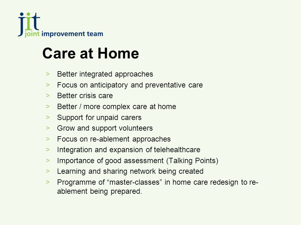 What do we need to know >Time, contact, intervals (hours at start of involvement, and at end) – what is best indicator (England has changed) >Enablement/rehabilitation – no s >Maintenance >Age range >Care group – MH,LD,PD,ABI, SI, dementia, etc >IoRN Category/eligibility category >Long term Condition rather than disability >Self Directed Support >Direct Payments