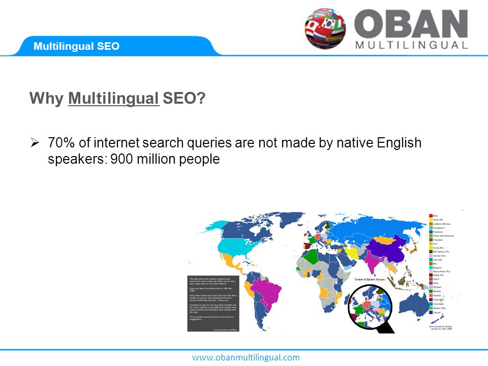 www.obanmultilingual.com Link building - Overview Introduction  Oban Multilingual  International SEO  Multilingual SEO Link building  Keyword selection  Unpaid links:  Emails  Forums  Blogs  Press releases  Directories  Link-bait  Paid links  Editorial pages