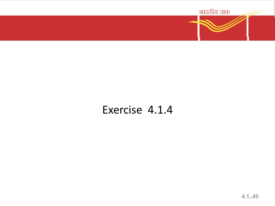 Exercise 4.1.4 4.1..40