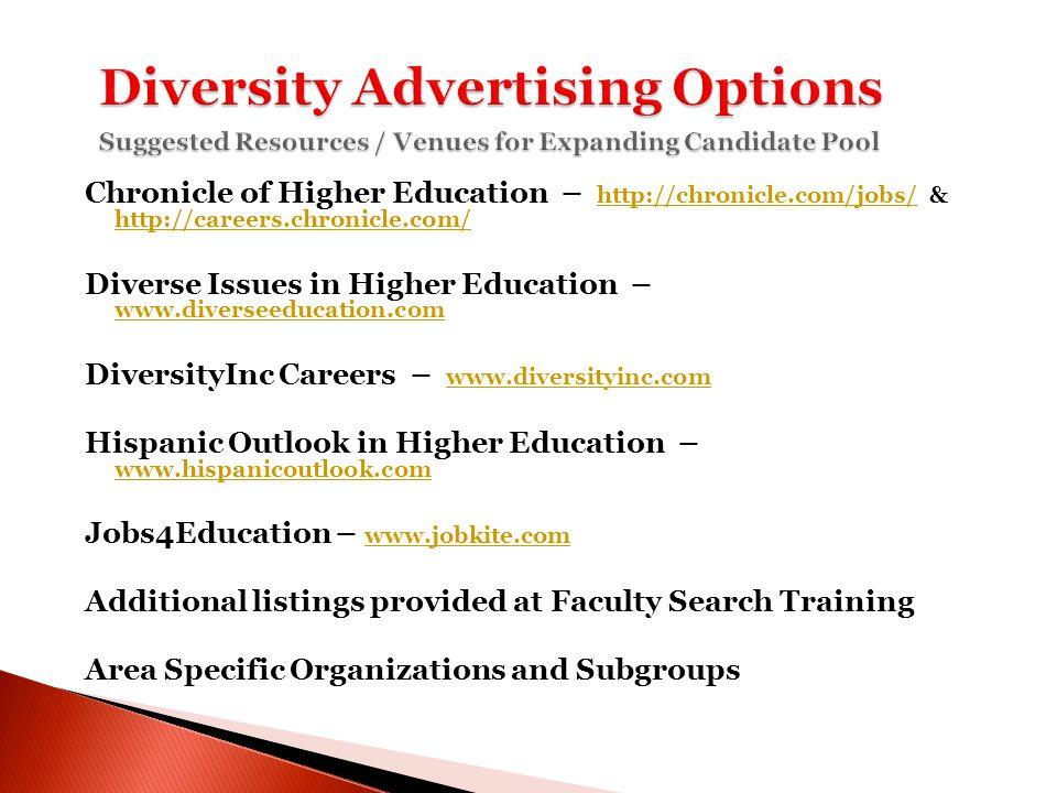 The University of Utah values candidates who have experience working in settings with students from diverse backgrounds, and possess a [strong or demonstrated] commitment to improving access to higher education for historically underrepresented students.