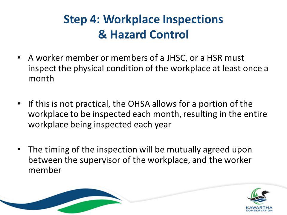 Hazard Assessment Is the process for determining if a worker is at risk of potential or actual exposure to workplace hazards.