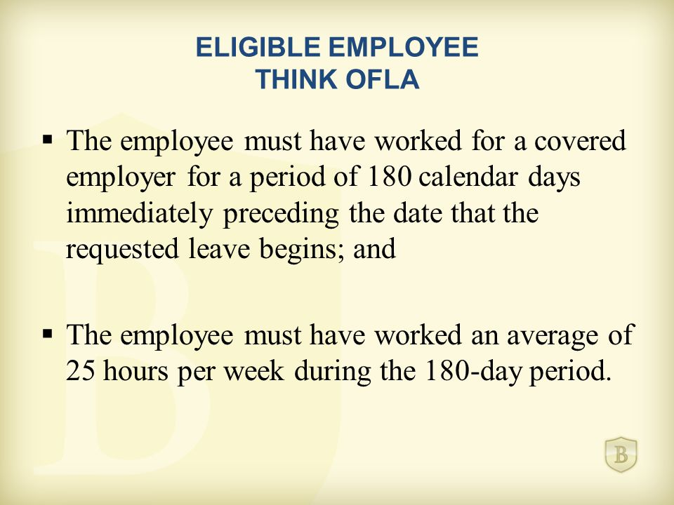 CRITICAL ASPECT OF DISABILITY DEFINITION IS ITS TEMPORARY NATURE Employees are not protected if they have minor disability lasting less than six months –  Minor is not defined but examples are headaches, minor illness, minor temporary sickness.
