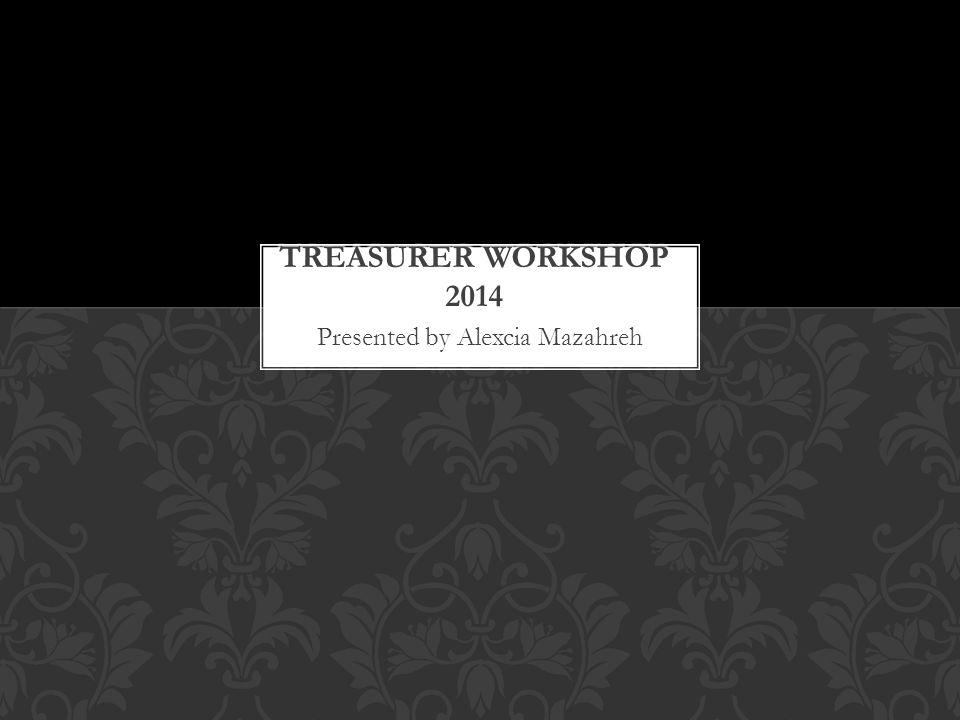 Presented by Alexcia Mazahreh