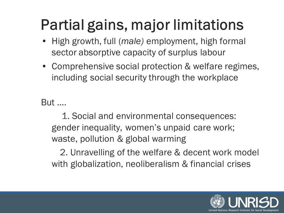 Enabling policies (1) SSE ministries & national secretariats: e.g.