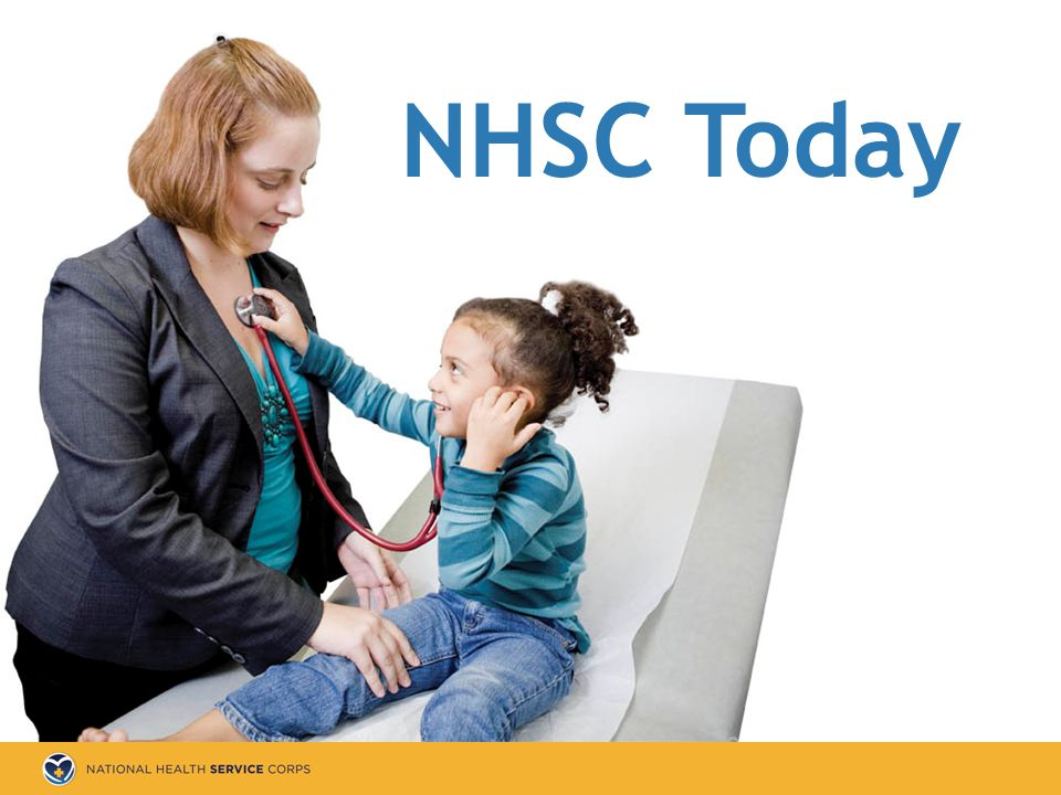 NHSC Today
