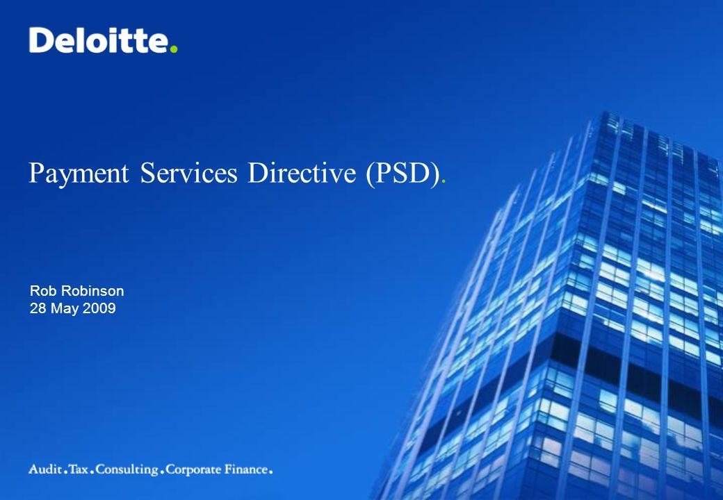 ©2009 Deloitte LLP.