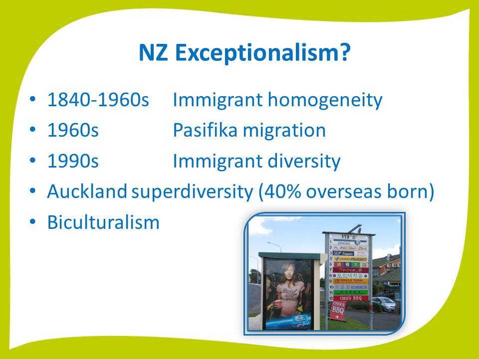 NZ Exceptionalism.