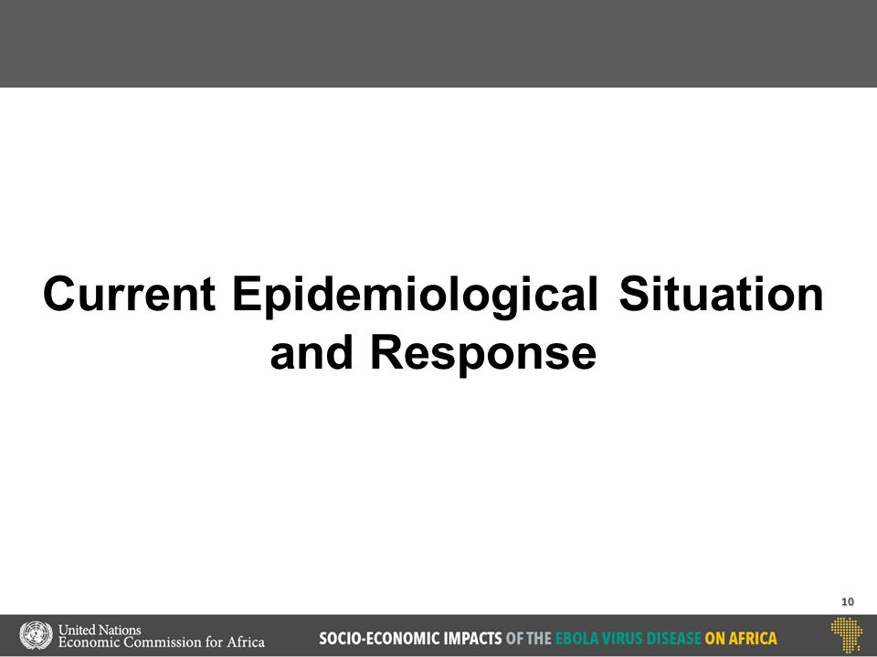 Current Epidemiological Situation and Response 10