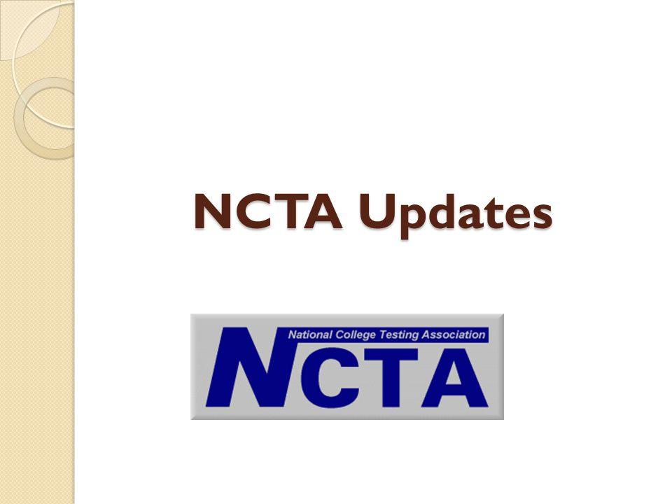 NCTA Updates