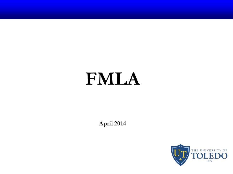 FMLA April 2014