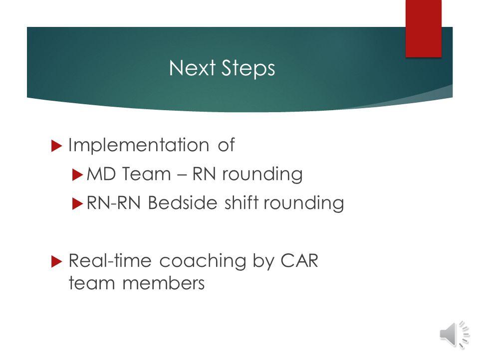 Demonstration  Video Demonstration of RN -RN bedside shift report Video Demonstration of RN -RN bedside shift report This video is a enactment of the RN-RN Bedside Shift Report Process.