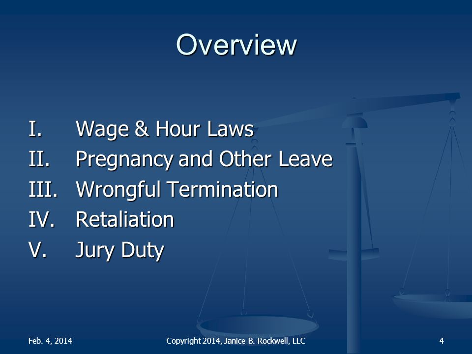 Far Reaching Tentacles of Retaliation The Broad Tentacles of Retaliation 35 Title VII, ADA, ADEA,GINA, USERRA Title IX FLSA, FMLA, EPA, ERISA (pay and leave) NLRA, LMRA (concerted activity) OSHA, Workers' Comp, HIPPA Sarbanes Oxley, Dodd Frank Act (whistle blowing) False Claims Act MD Anti- discrimination statute, & state, local ordinances
