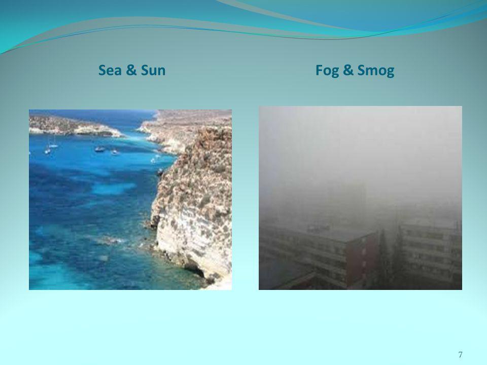 Sea & SunFog & Smog 7