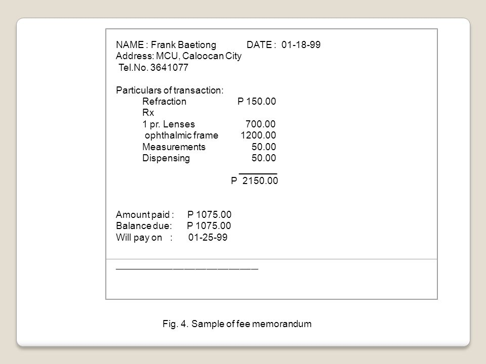 NAME : Frank Baetiong DATE : 01-18-99 Address: MCU, Caloocan City Tel.No.