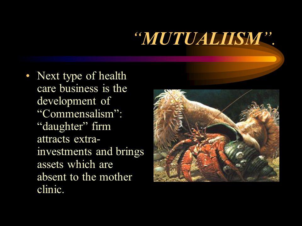 MUTUALIISM .