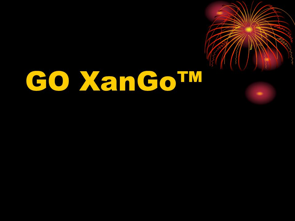 GO XanGo™
