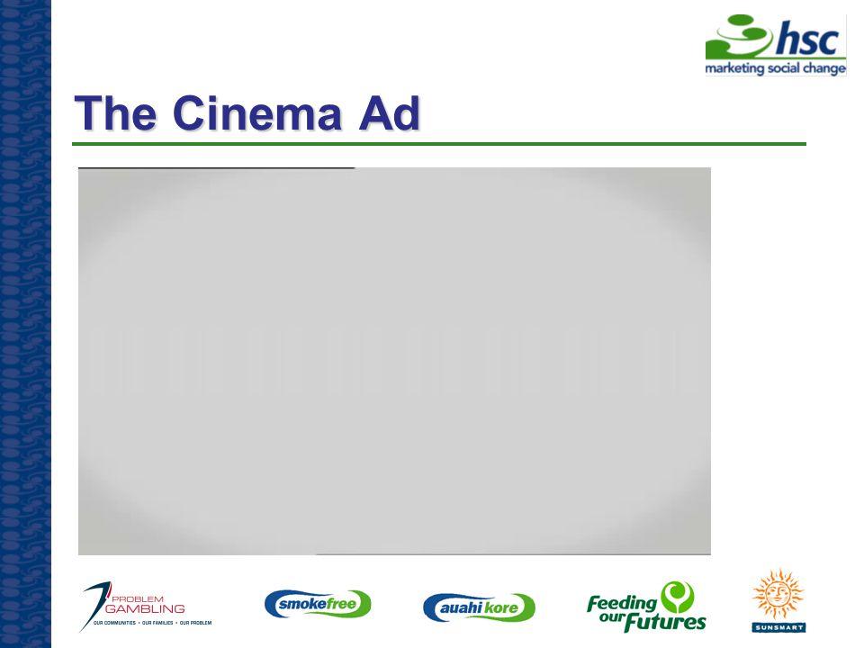 The Cinema Ad