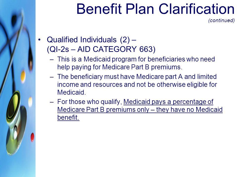 Medicare Advantage Plans Medicare Advantage plans / Medicare Part C: This combines parts Part A and Part B and sometimes the Medicare prescription program (Medicare Part D).