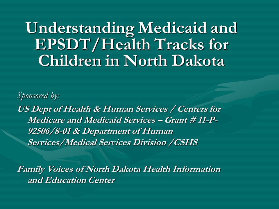 Medicaid Thus, the Medicaid program varies considerably from State to State, as well as within each State over time.