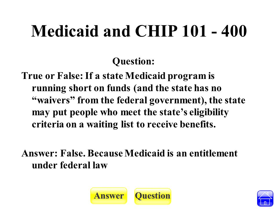 AnswerQuestion Partnerships - 500 Question: The tutorial uses the acronym NEED as a pneumonic for ways Title V and Medicaid/CHIP programs can work together to provide services for CSHCN.