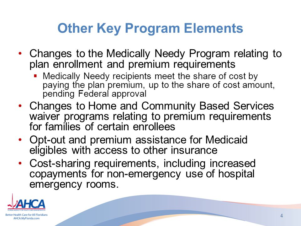Managed Medical Assistance Program Medicaid recipients enrolled in the Managed Medical Assistance Program will receive all health care services other than long-term care through a managed care plan.