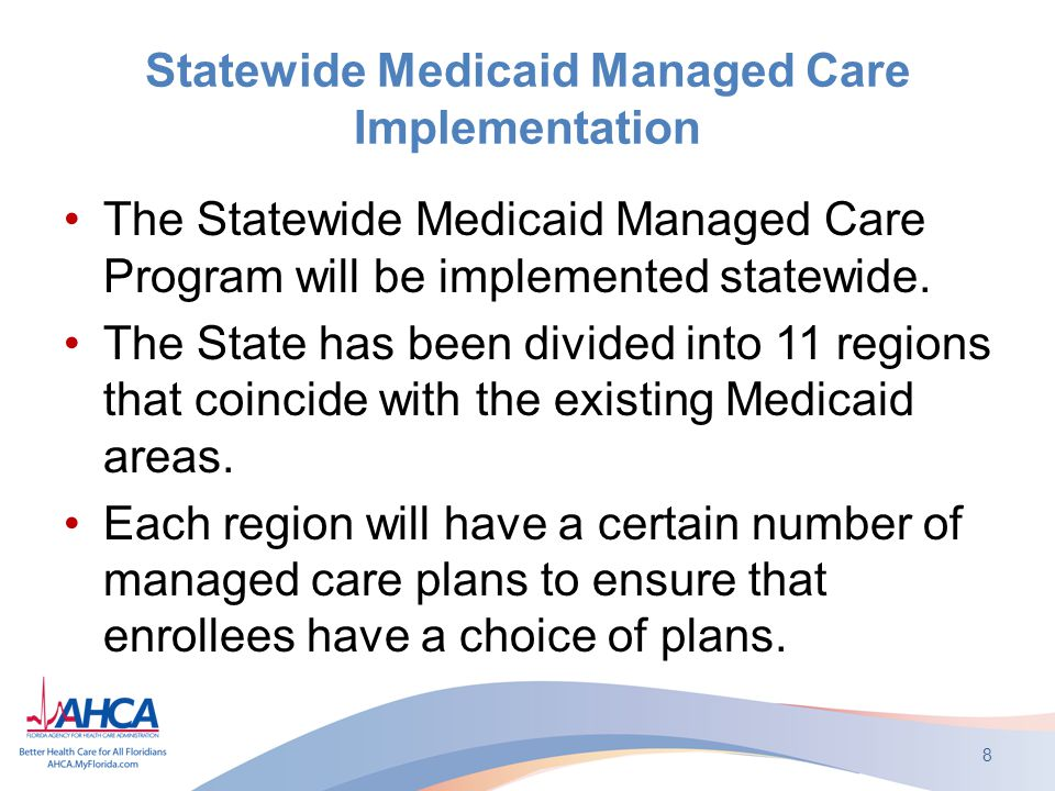 Managed Medical Assistance Enrollment Eligible recipients will receive a letter with enrollment information.