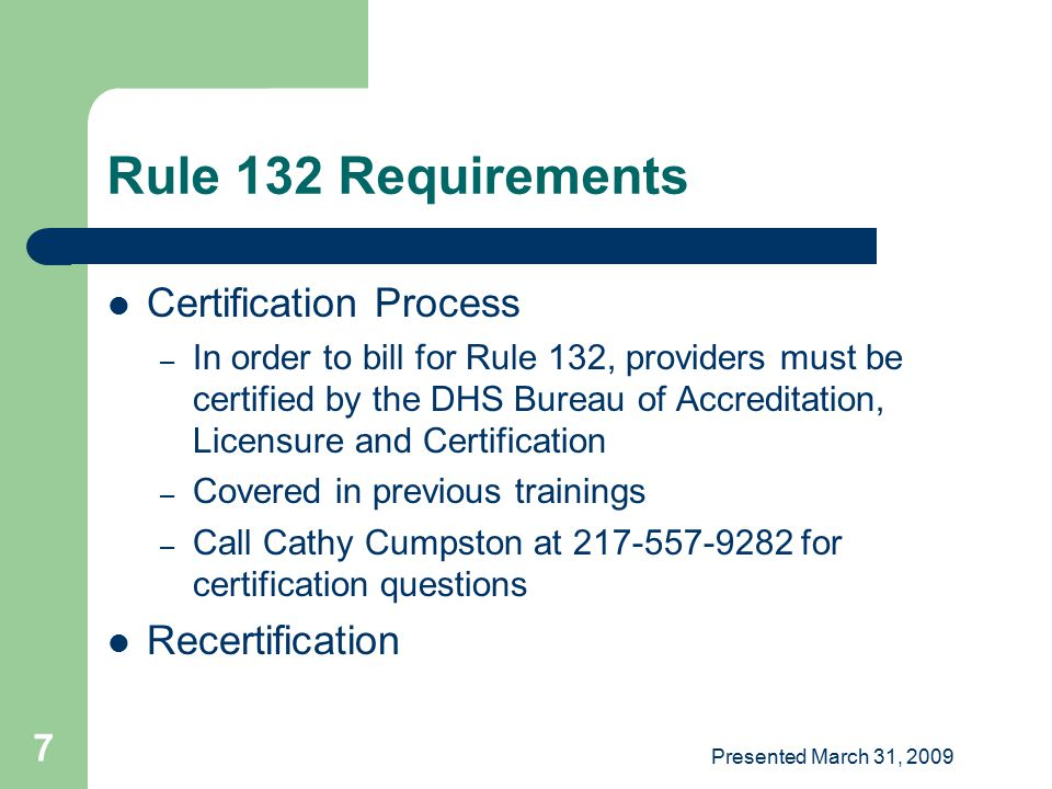 Presented March 31, 2009 68 Other ICG billable services 51M Application Assistance – S9986 / W051M – Pseudo RIN Application Assistance – For youth who are new to DMH system and do not have RINs 72M Child Support Services – S9986 / W072M – ICG Child Support Services – Will require authorization over $1575 per youth