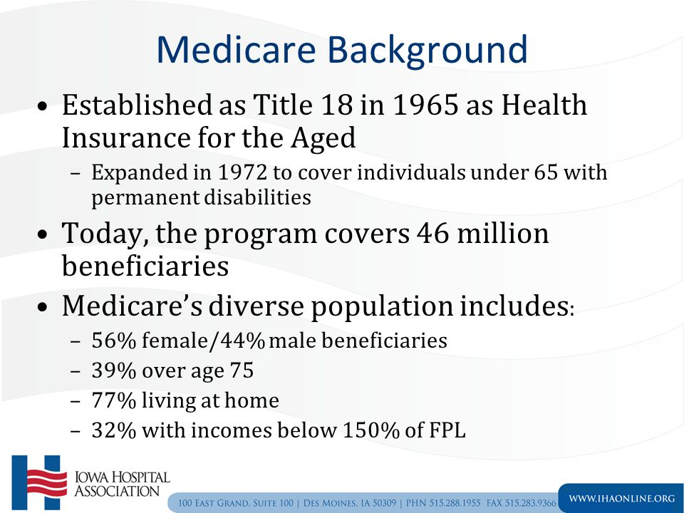 Employer Based Health Coverage Largest Employer 1964: General Motors –Covered all employees, families, retirees Largest Employer 1974: AT&T –Covered all employees, families, retirees Largest Employer Today: Wal-Mart –1/3 employees on Medicaid, etc.