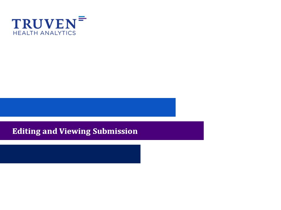Editing and Viewing Submission 19