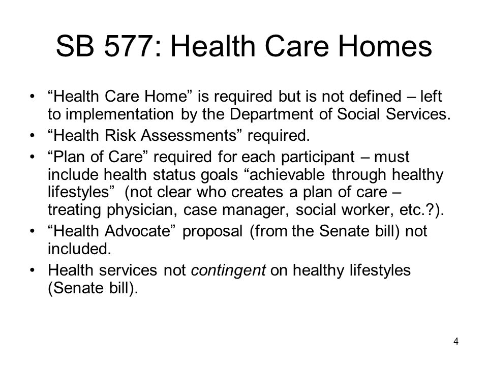 15 SB 577: Helpful Changes for Elderly and Disabled Beneficiaries Social Security COLAs are disregarded until the federal poverty level is adjusted each year.