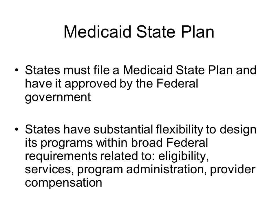 State Flexibility in Counting Income and Resources Section 1902(r)(2) allows states to use less restrictive income and resource methodologies than SSI for aged, blind or disabled groups States can expand eligibility by disregarding certain types or amounts of income or resources