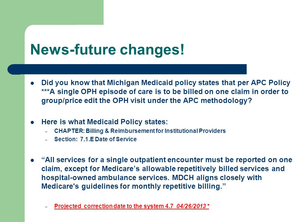 News MOMS and/or ESO Benefit Plan claims appear to be paying voluntary sterilizations.