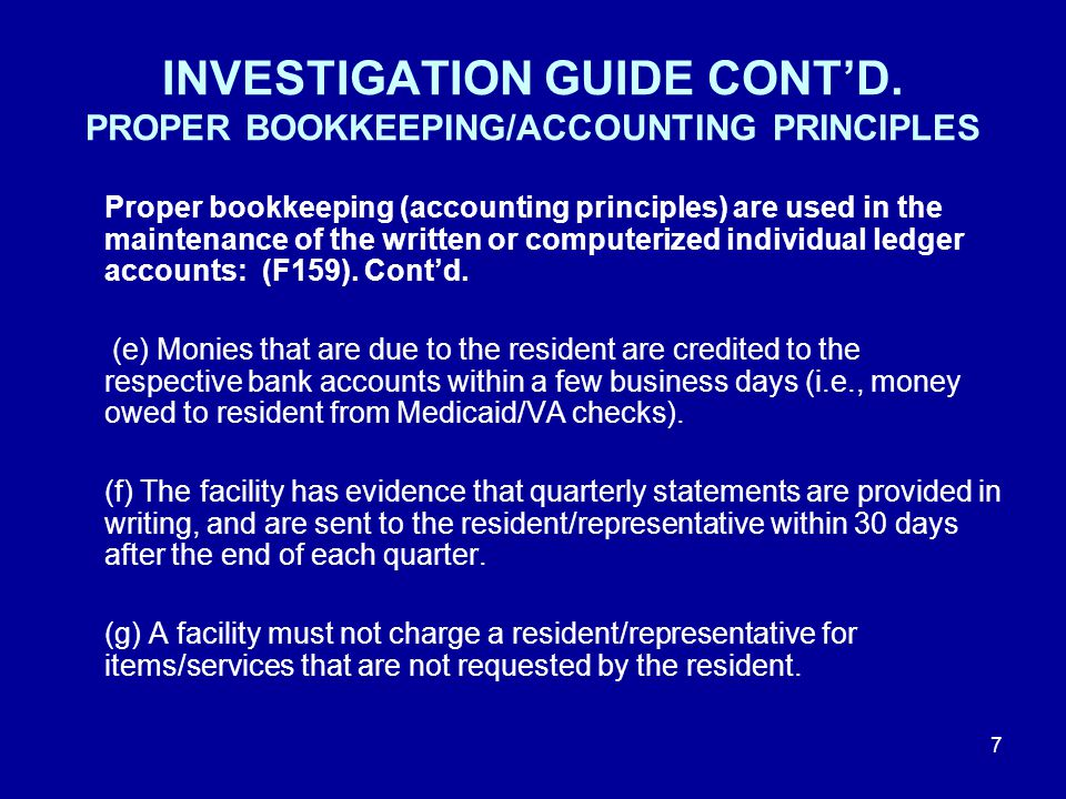 THEFT/MISUSE OF RESIDENT TRUST FUND REPORTALBLE TO OLTC-YES.