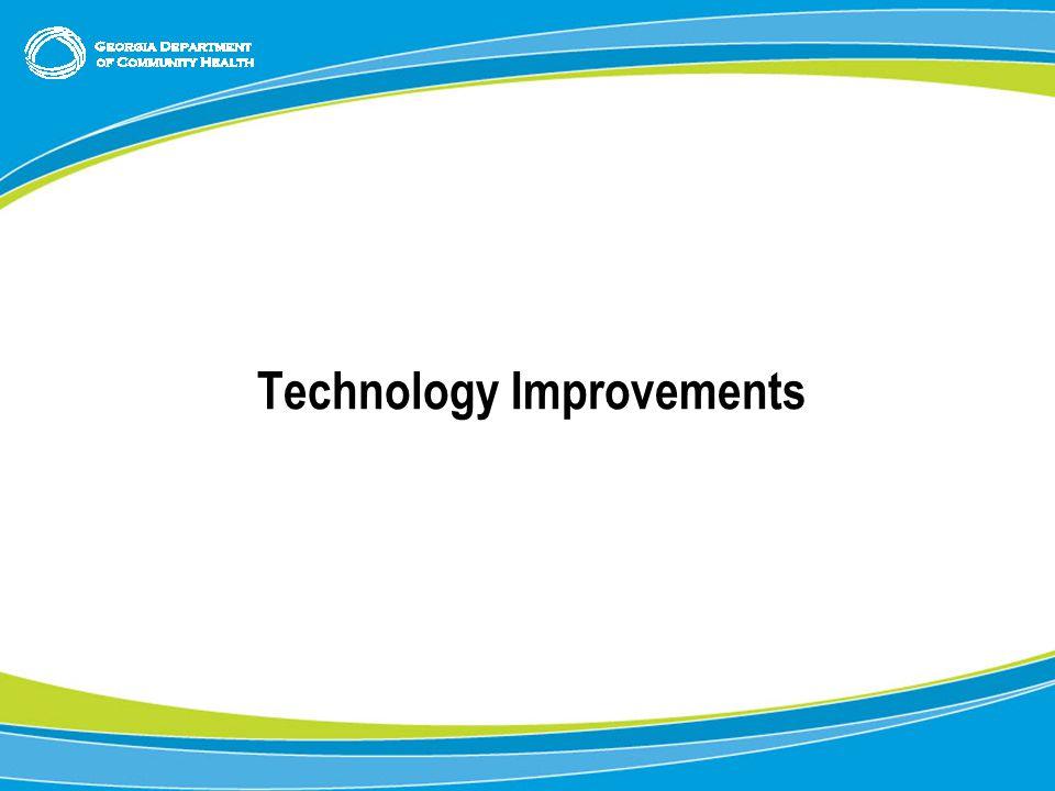 7 Technology Improvements