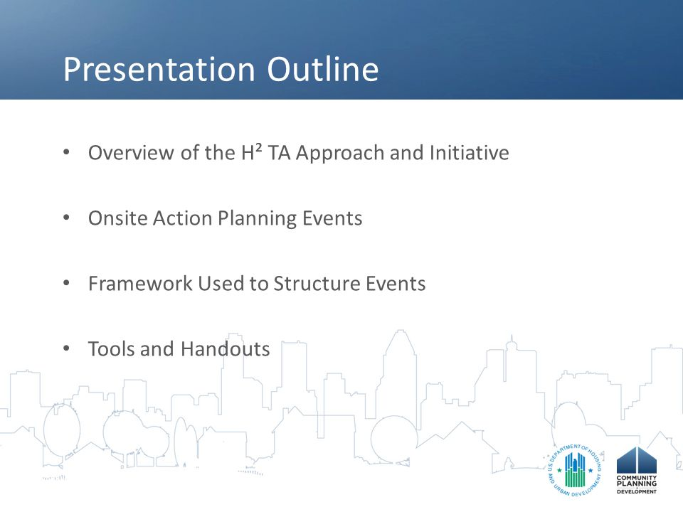 Tools and Handouts 1.Overview of On-Site Action Planning Session 2.Agenda Topics for Action Planning Sessions 3.Model Strategies Checklist 4.Stakeholder Outreach List