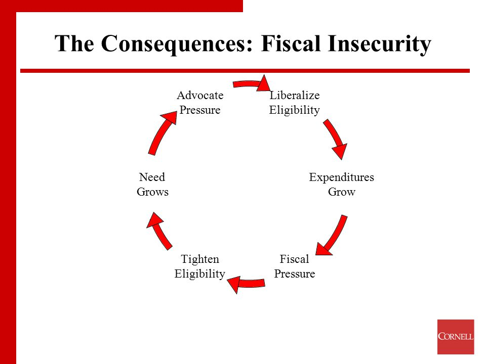 The Consequences: Fiscal Insecurity
