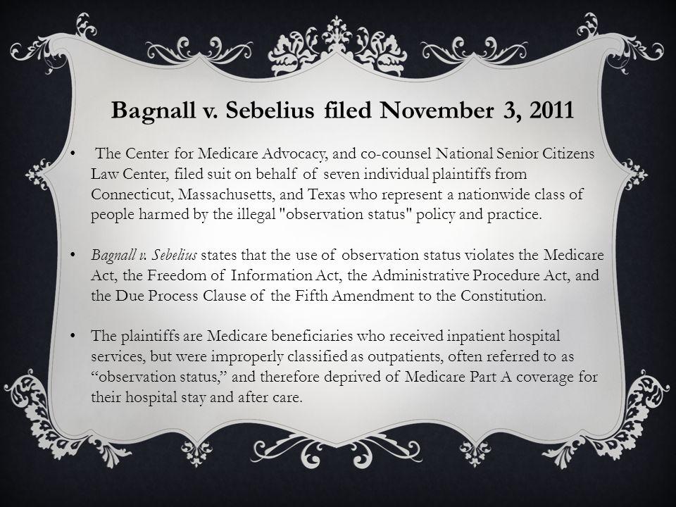 Bagnall v.