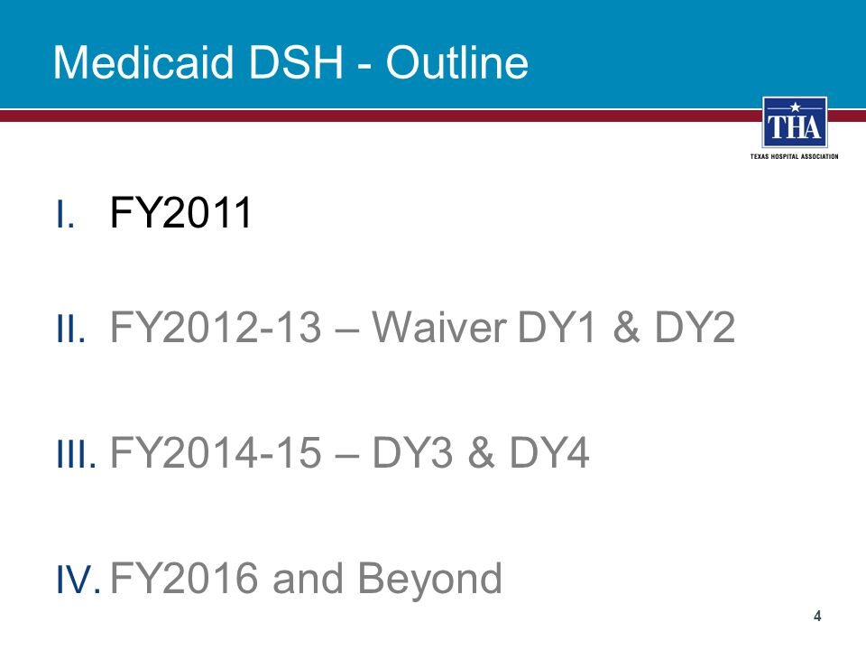 Medicaid Disproportionate Share FY2014  New Rider 86 covers DSH & UC  $300M GR authorized for FY2014 & FY2015 –2014 = $160M –2015 = $140M  No General Revenue Funds appropriated after FY2015  Other Budget Riders not written in this manner 15
