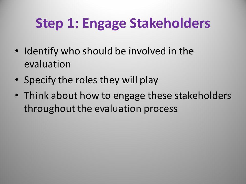 Step 2: Describe the Partnership Develop your logic model 9
