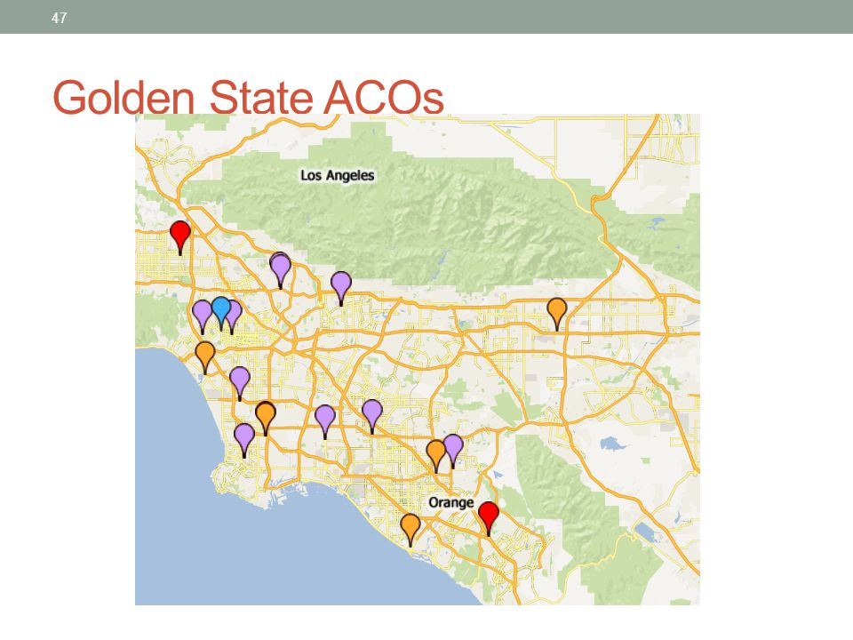 Golden State ACOs 47
