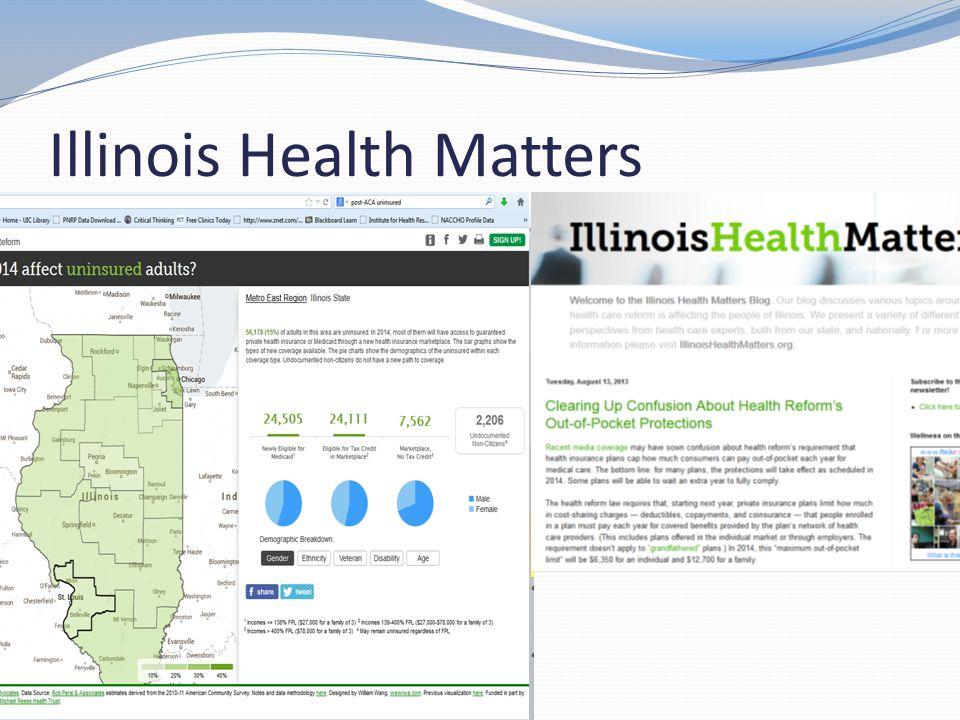 Illinois Health Matters