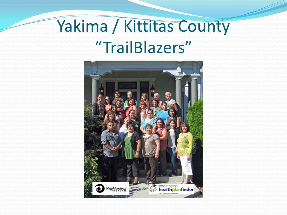Yakima / Kittitas County TrailBlazers 10