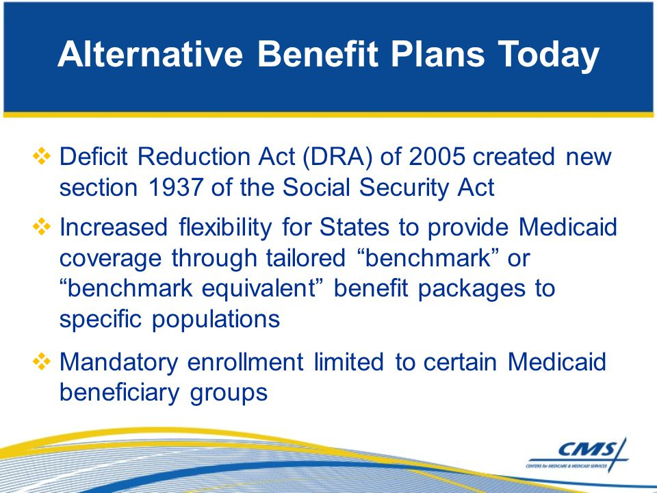  Exempt from mandatory enrollment 1.Blind or disabled 2.Medically needy/frail 3.Pregnant women 4.Terminally ill individuals receiving hospice care 5.Individuals entitled to benefits under Medicare 6.Etc..